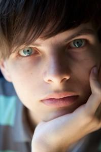 Portrait vom Künstler/Fotografen Jonas Lind